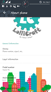 Photo of Download Lollicraft Custom ROM For Tecno Y6