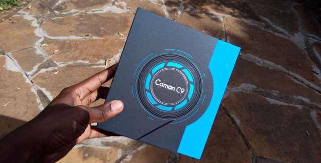 Photo of Unboxing Photos And  First Impressions Of Tecno Camon C9