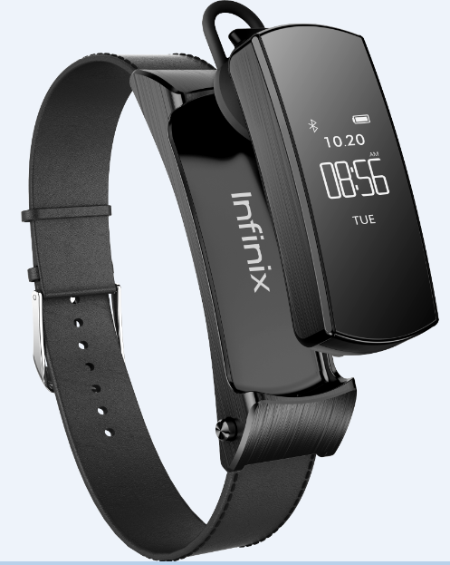 Photo of Unveiling Xband (XBO1): First Smart Watch Of Infinix Mobility