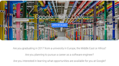 Photo of Inside Look: Google Is Inviting All Computer Science Students Graduating in 2017