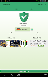 Photo of Glo Zero Kobo Unlimited Downloads Blazing Via Tweakware V3.2