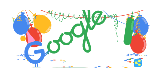 Photo of Hurray!!! Google Is 18 Years Old Today