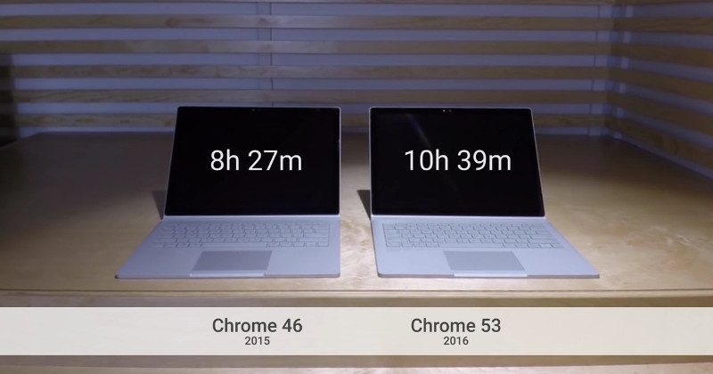 Photo of Google Finally Reply Microsoft & Opera, Chrome Now Faster And More Battery Friendly