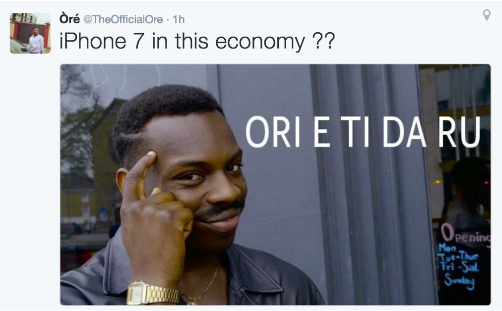 Photo of Check out the top funniest Nigerian reactions to the iPhone 7 price tag