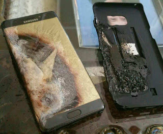 Photo of Samsung suspended the production of Galaxy Note 7