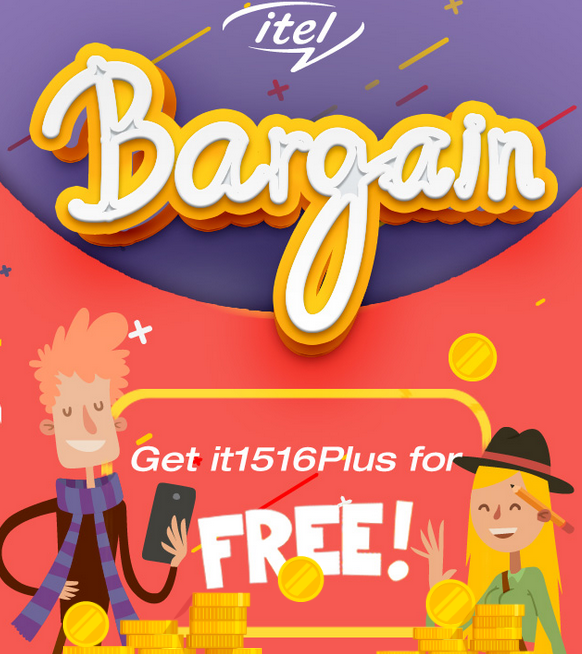 Photo of Bargain Now And Get itel1516 Plus With 5,050mAh battery for free from itel Mobile