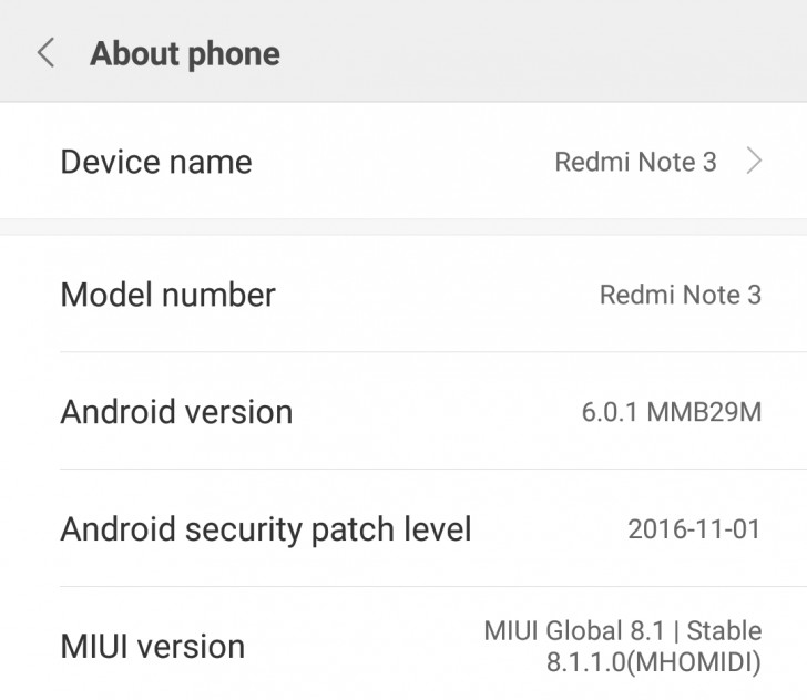 Photo of Xiaomi roll-out Android Marshmallow 6.0.1 to Redmi Note 3