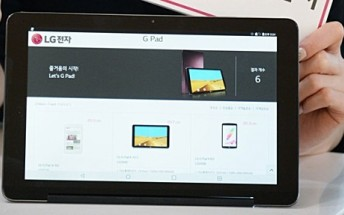 Photo of LG debut G Pad III 10.1 tablet with 6,000mAh battery, 2GB RAM