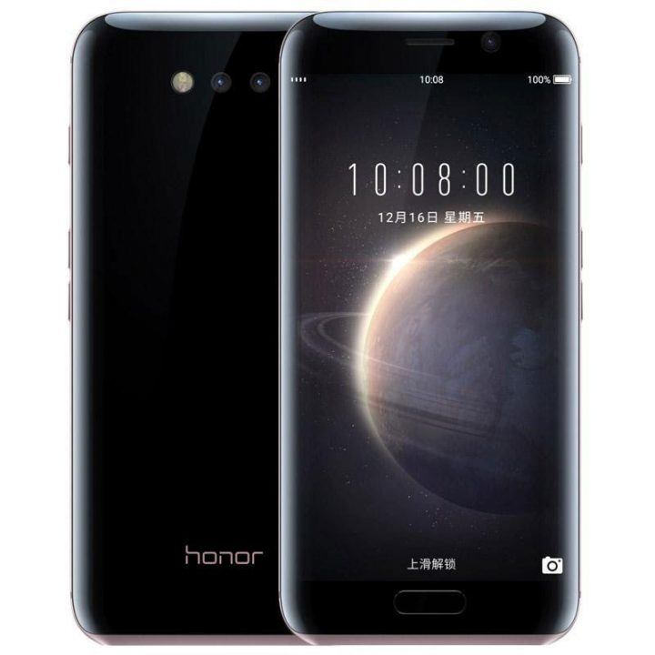 Photo of Honor Magic unveiled with 5.09-inch WQHD AMOLED dual curve display