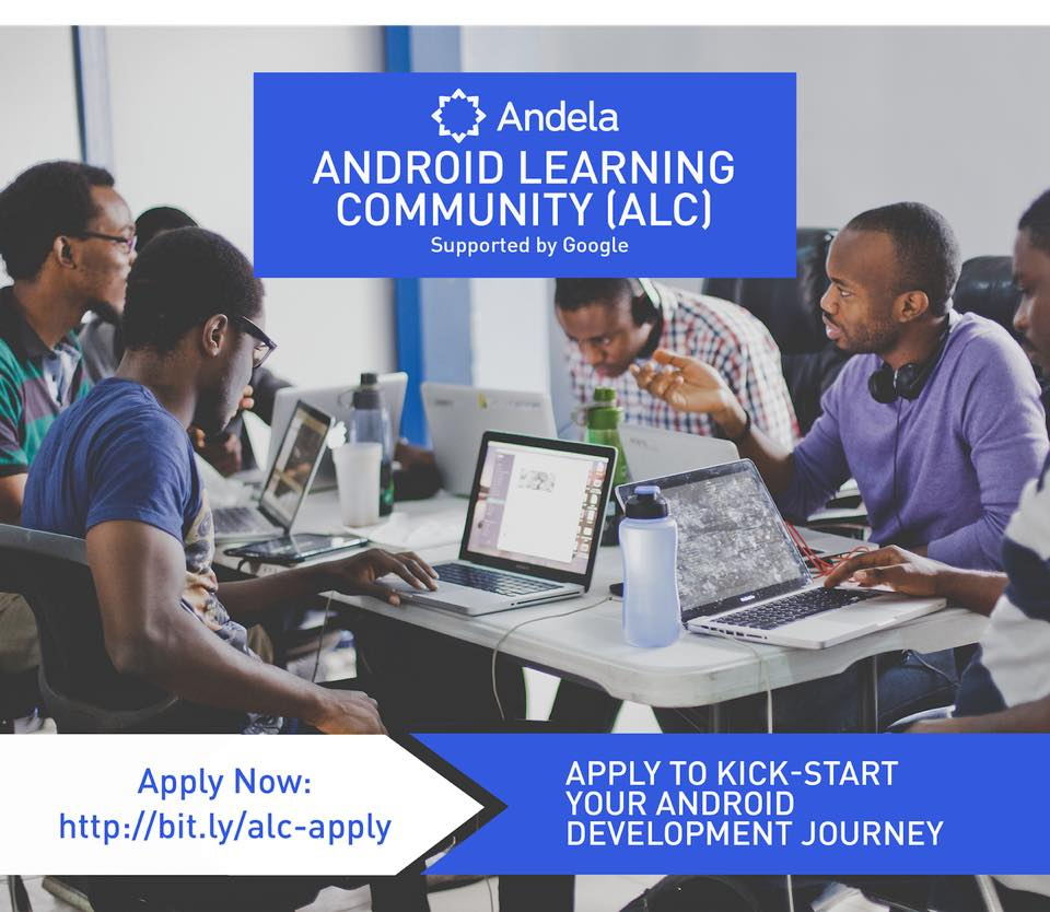 Photo of Andela team up with Google and Udacity to Teach Nigerians Android Developers for Free. See how to apply