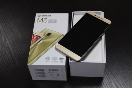 Photo of Gionee M6 Mirror Launch | See Features | Specs and Price in Nigeria