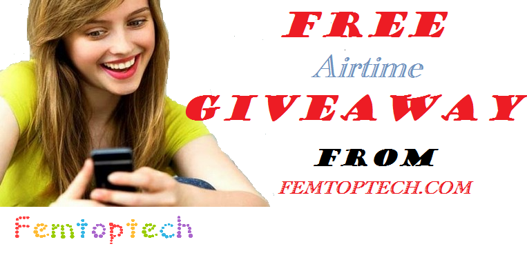 Photo of Femtoptech.com Giveaway: Free Airtime For Fastest Fingers