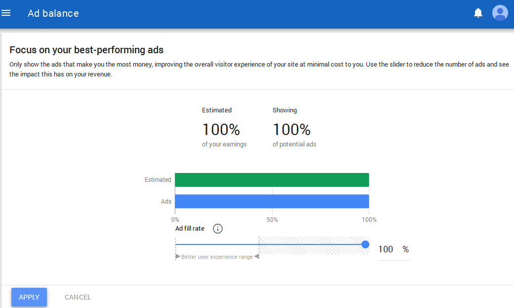Photo of Publishers: Google AdSense Launches Ad Balance To Focus On Your Best-Performing Ads