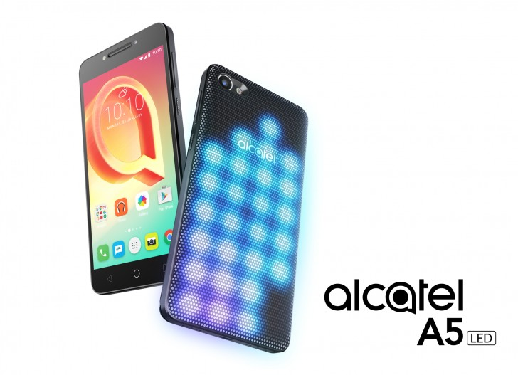 Photo of Alcatel announced A5 LED, A3, U3, and PLUS 12 at MWC 2017
