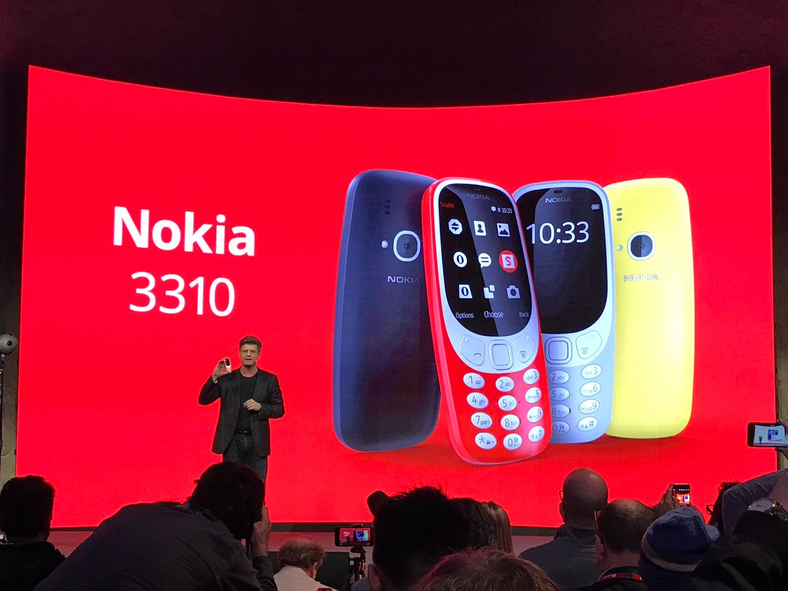 Photo of Reborn Nokia 3310 launched, See Specs and Price In Nigeria