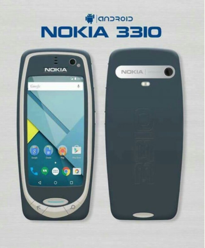 Photo of Rumored video teaser and picture of the Nokia 3310 (2017) Edition