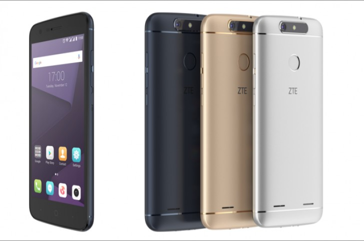 Photo of ZTE announces new mid-range smartphones, Blade V8 Mini and Blade V8 Lite