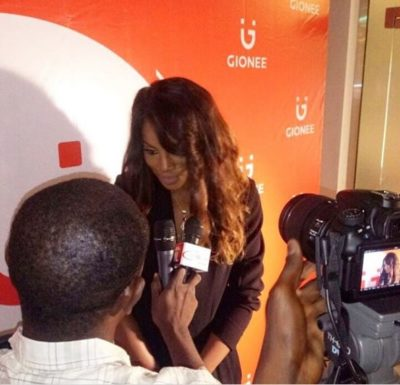 Photo of Seyi Shay signs Brand Ambassador deal with Gionee
