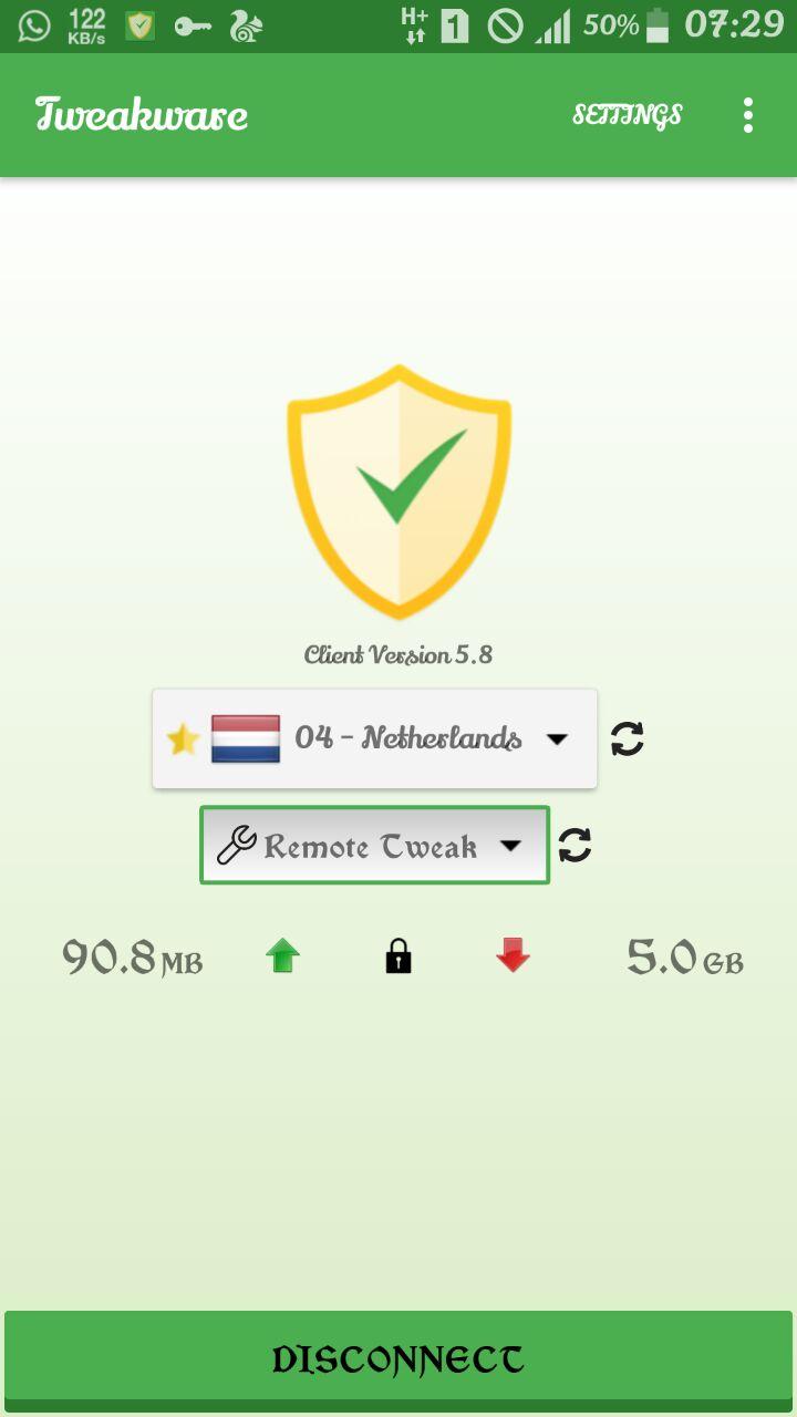 Photo of Simple Way To Install Tweakware Etisalat Remote Tweak without Active Data Plan