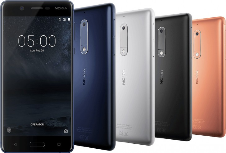 Photo of Nokia 3, Nokia 5 and Nokia 3310 now available for Pre-orders