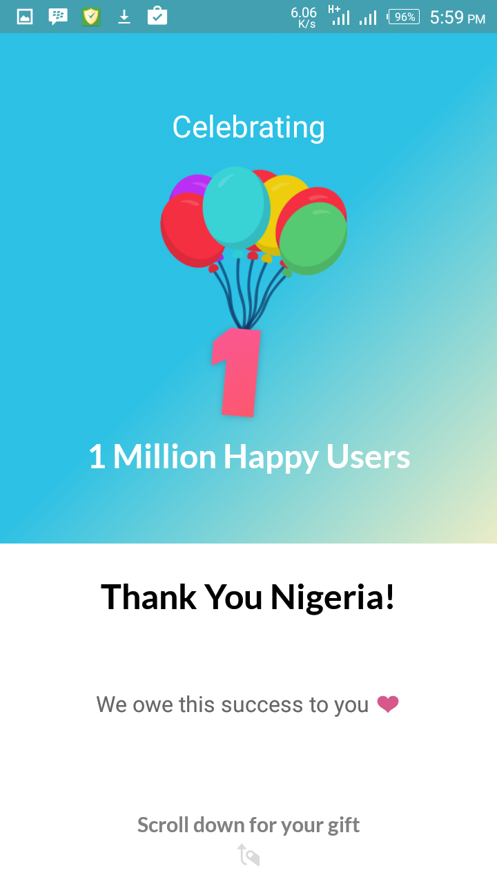 Photo of Zoto Celebrating 1 Million Active Users Milestone, Claim Your Free N500 From Zoto