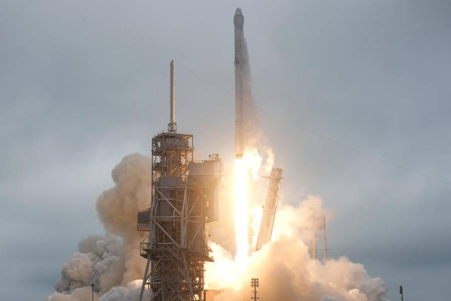 Photo of FUTA Joins The Space League As Spacex Falcon9 Rocket Launches Birds 1 Satellites