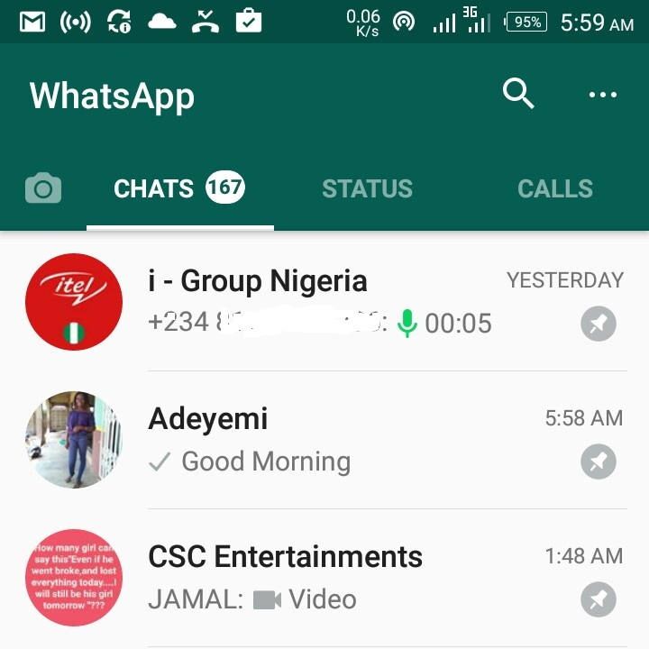 Photo of WhatsApp beta on Android now lets you pin 3 chats to the Top