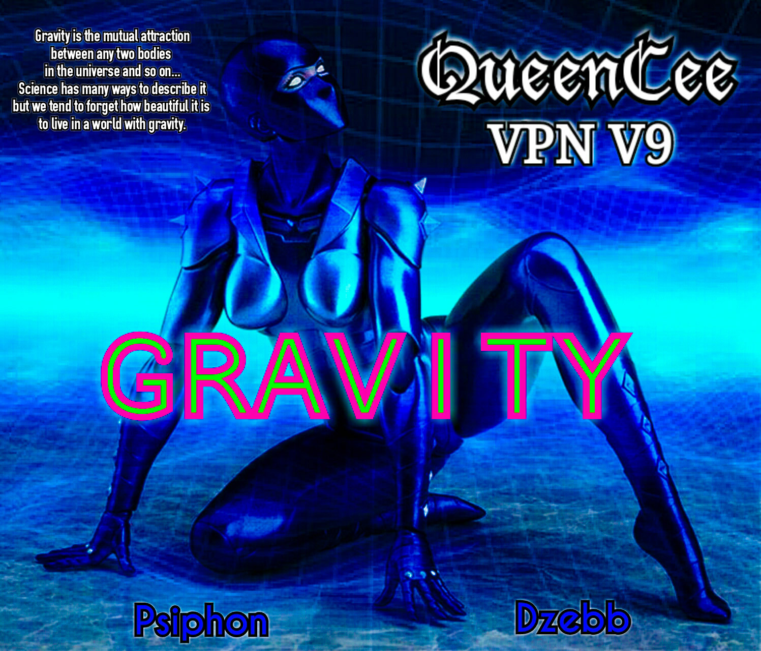 Photo of Download Latest QueenCee VPN V9 Gravity APK