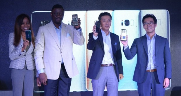Photo of Finally, Samsung Launches S8 and S8+ In Nigeria Market