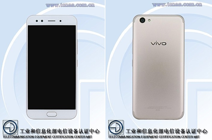 Photo of Vivo X9s Plus with Android 7.1.1 and dual selfie camera spotted on TENAA