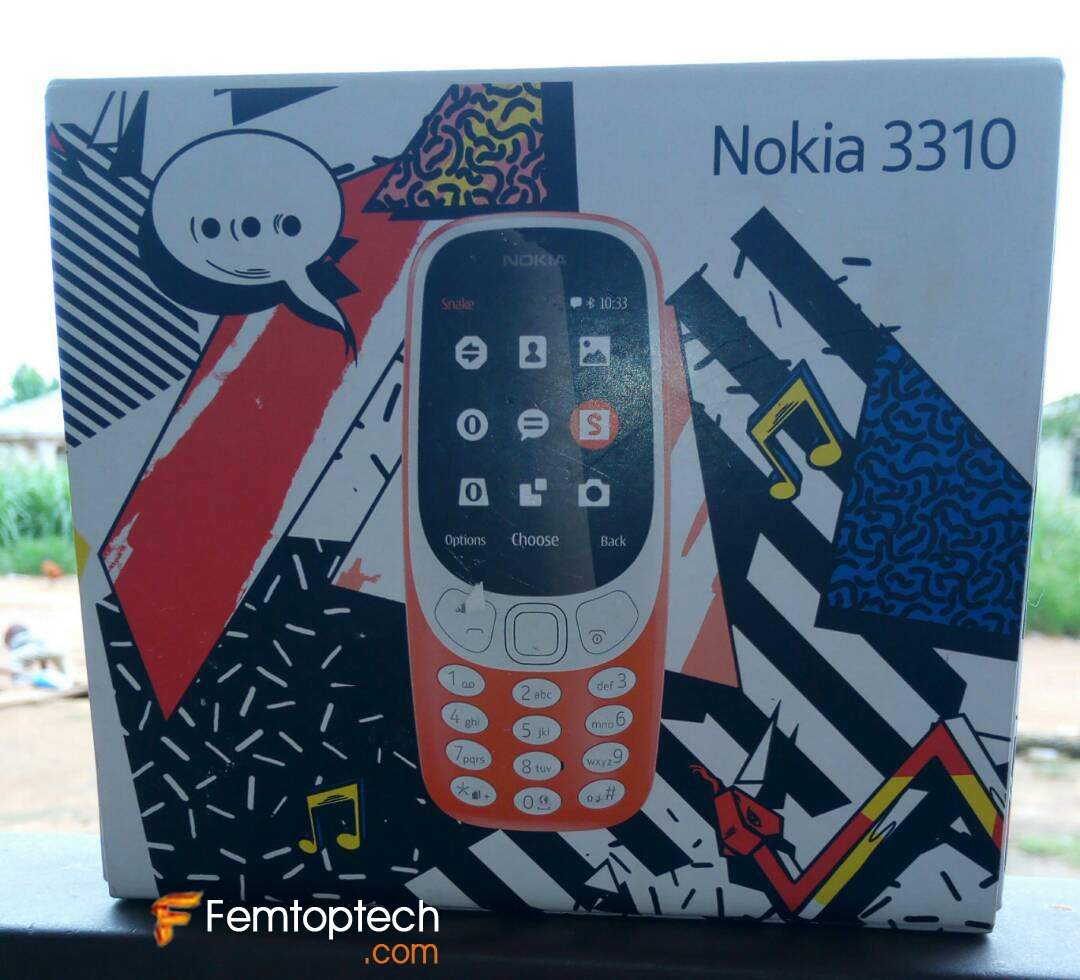 Photo of Unboxing Photos And First Impressions Of The New Nokia 3310 (2017)