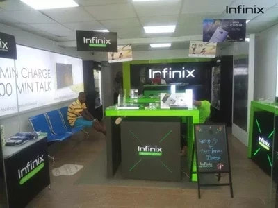 Photo of Infinix Mobility unveils its first set of exclusive stores in seven cities in Nigeria