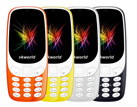 Photo of Vkworld Z3310 is Nokia 3310 (2017) doppelganger with better specs