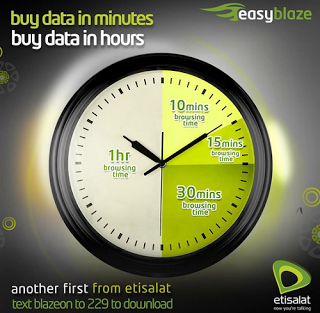 Photo of Etisalat Re-Introduces Timely Based Data Plans For Unlimited Download, Browsing And Streaming