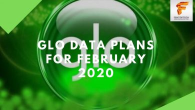 Photo of Glo Data Plans For February 2020