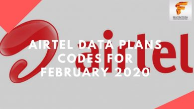 Photo of Airtel Data Plans Codes For February 2020