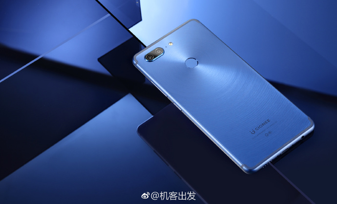 Photo of New leaks image of upcoming Gionee M7 confirm dual camera setup