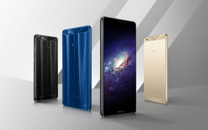 Photo of Gionee M7 Power with 5000mAh battery and 6-inch FullView display unveils
