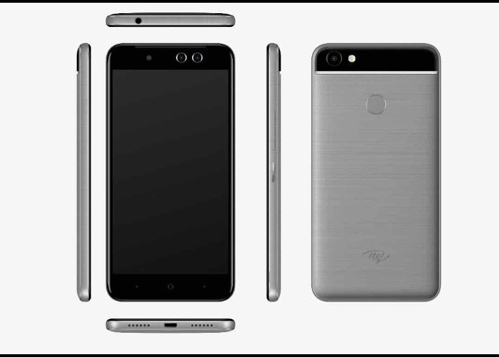 Photo of Renders of mysterious Itel Smartphone spotted with dual camera setup