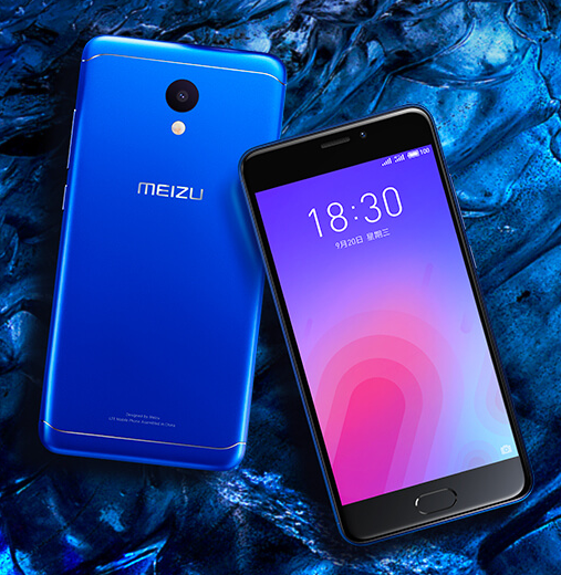 Photo of Meizu M6 is official in China for just CNY 699 ($102) (₦37,000)