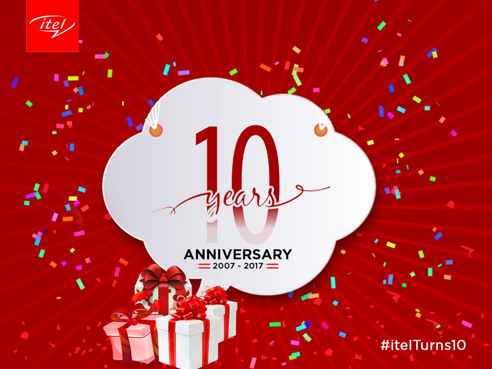 Photo of 2007-2017: Itel Mobile turns 10 years