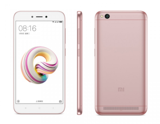 Photo of Xiaomi Redmi 5A Specifications And Price In Nigeria, India, US, China And UK