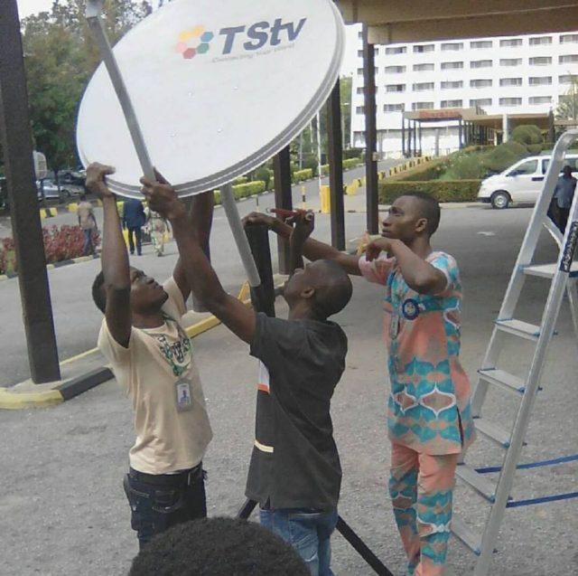 Photo of Guide: How To Install TSTV Satellite Dish (Parameter)