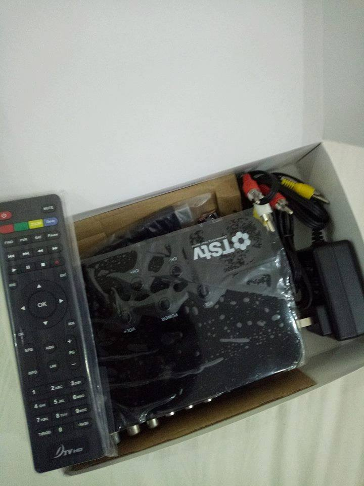 Photo of TSTV Begins To Ship Their Decoders Across The Nation