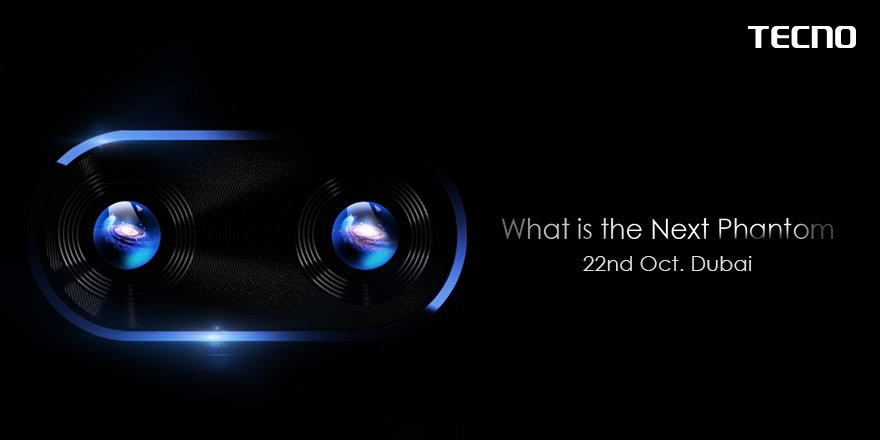 Photo of Tecno Phantom 8 with dual camera to be launch in Dubai on October 22