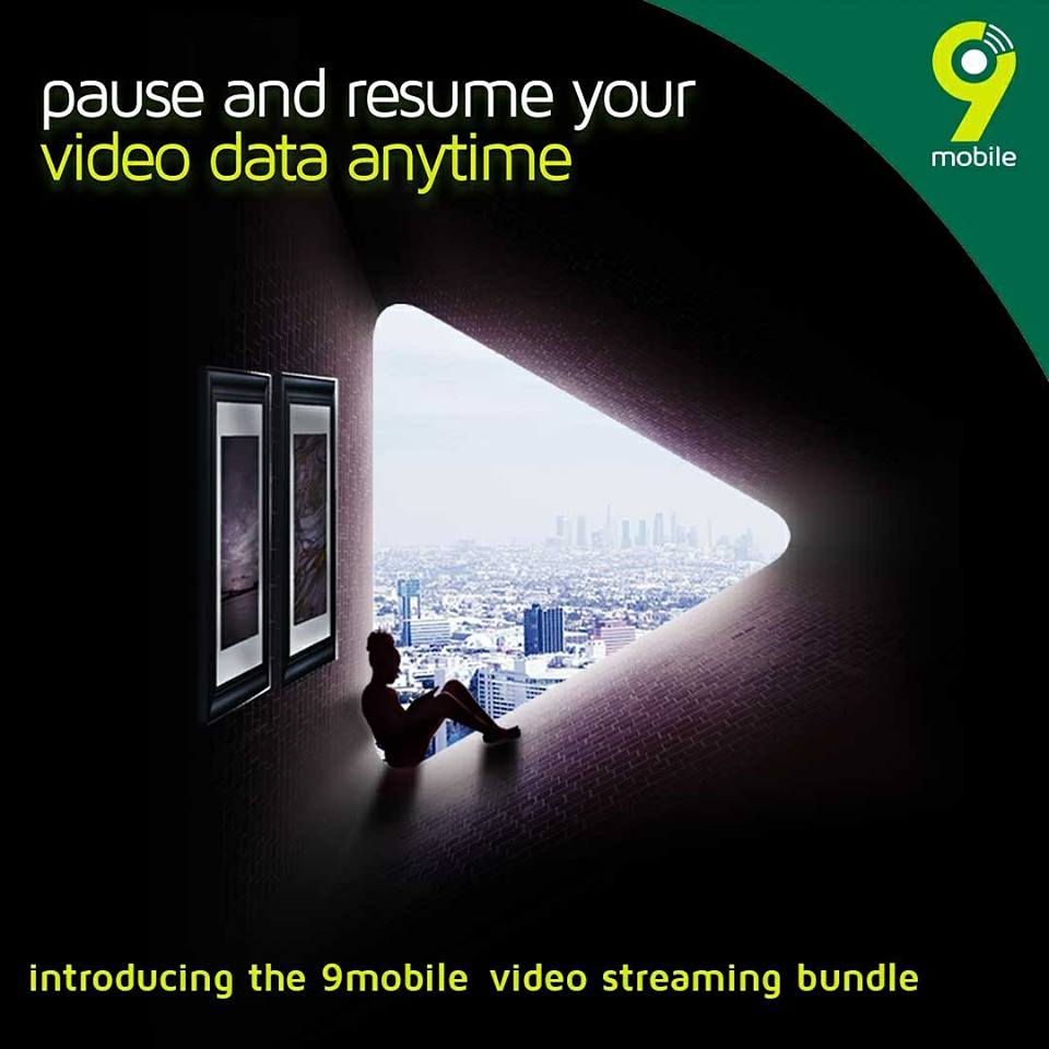Photo of 9mobile unveiled video streaming bundles; N500 for 5GB and N1000 for 10GB