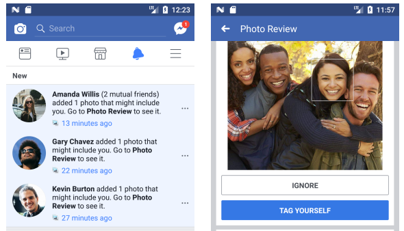 Photo of New Facebook tools now alert you when someone tries to impersonate you on Facebook