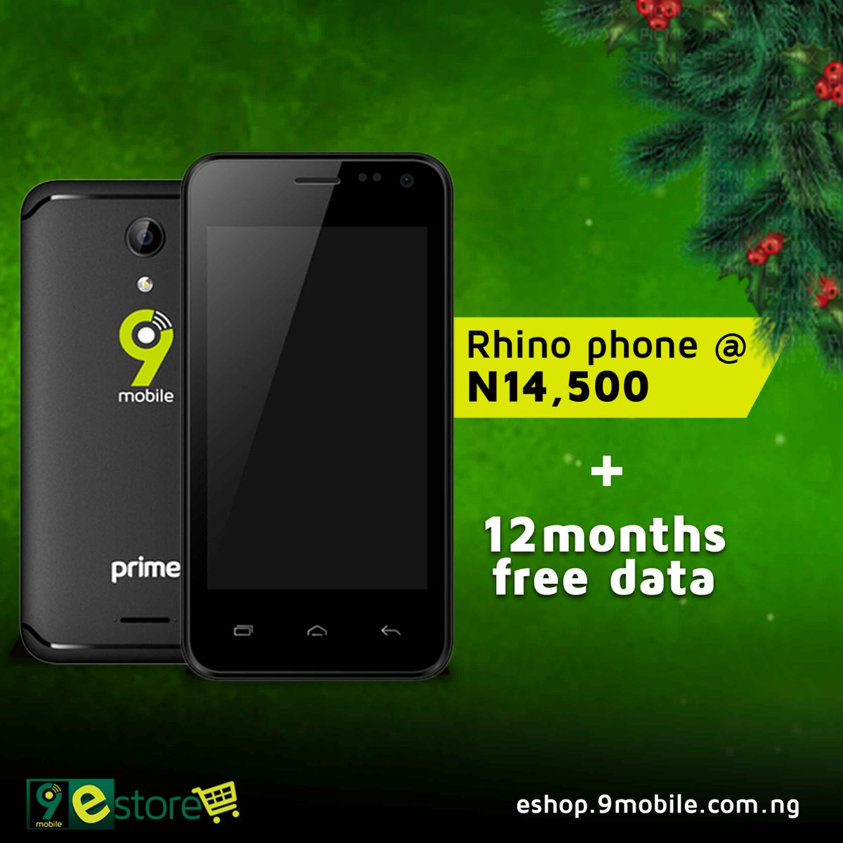 Photo of Buy Rhino 2 and enjoy 12 months of FREE data from 9Mobile