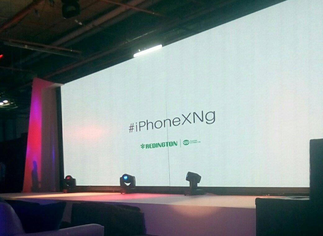 Photo of Apple launches iPhone X in Lagos Nigeria