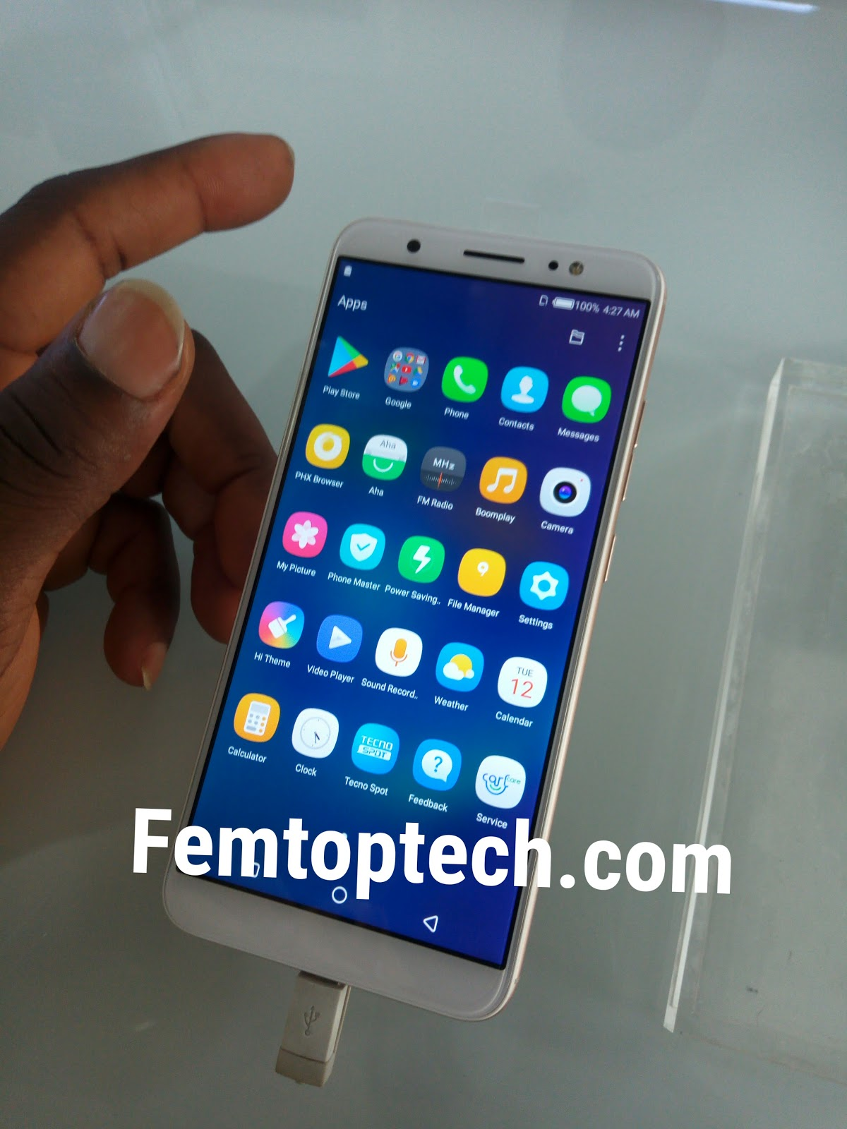 Photo of Tecno Camon CM Quick Hands-On Review
